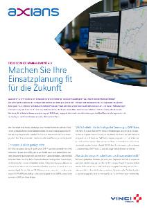 Von SAP MRS zu NEO Schedule – Field Service Management 4.0