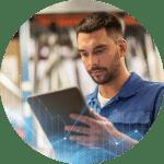 Mobile Kundenservicelösung für den Maschinenbau