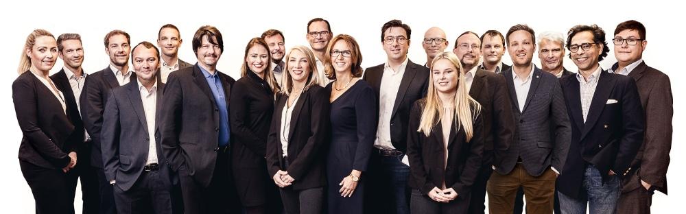 Axians NEO Solutions Teamfoto