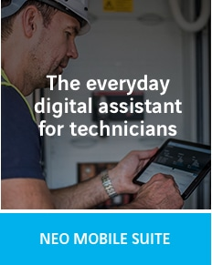 NEO Mobile Suite: The everyday digital assistant for technicans